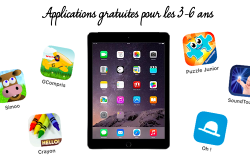 applications maternelle